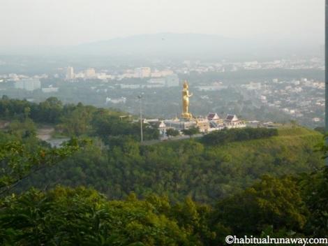 Buddha Statue Hat Yai