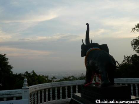 Elephants Overlooking Hat Yai