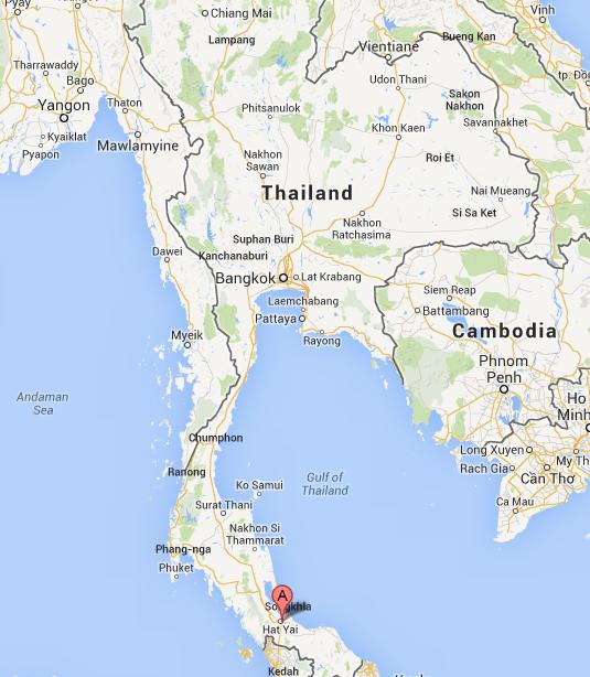 Living in Thailand Habitual Runaway Tours