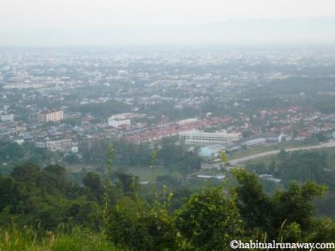 Hat Yai Viewed From Municipal Park