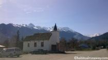 Little D'arcy Church