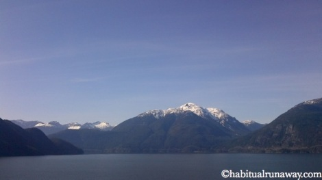 Mountains of Howe Sound