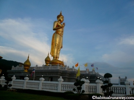 Phra Buddha Hat Yai Thailand