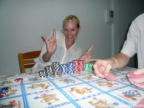 Poker With the Kru