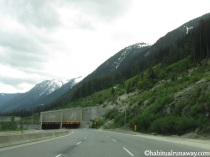 Avalanche Tunnel Coquihalla