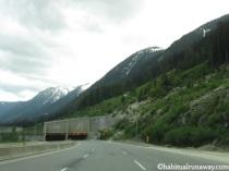 Avalanche Tunnel Coquihalla