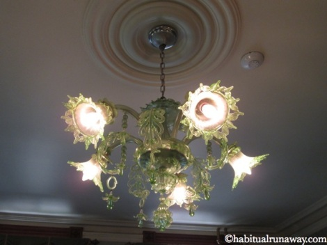 Chandelier O'Keefe Ranch