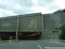 Coquihalla Avalanche Tunnel