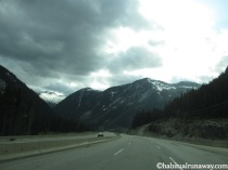 Driving The Coquihalla Hwy