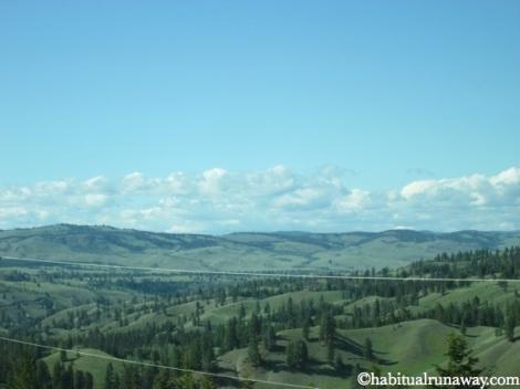 Dry Rolling Hills