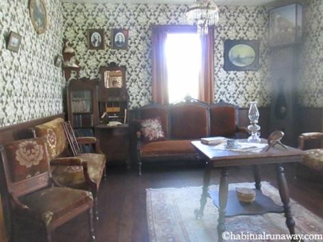 O'Keefe Livingroom