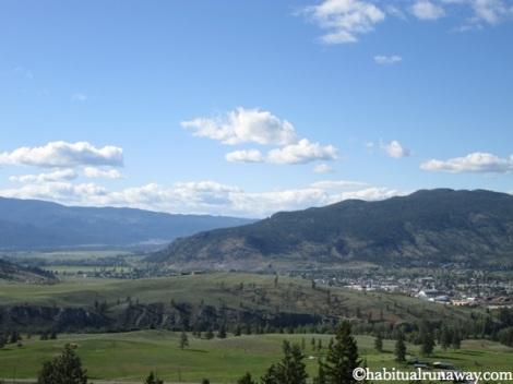 Overlooking Merritt