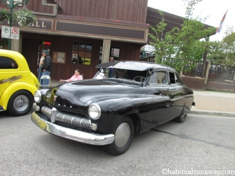 Revelstoke Old Cars