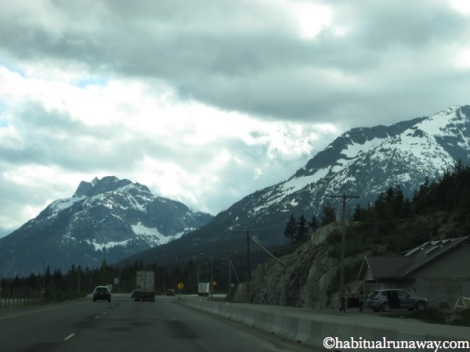 The Old Coquihalla Toll Booth