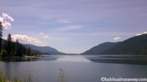 View of the Shuswap