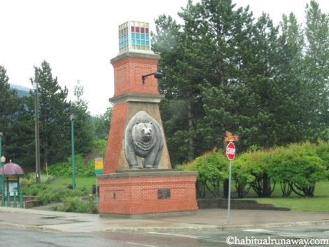Welcome Bear Revelstoke