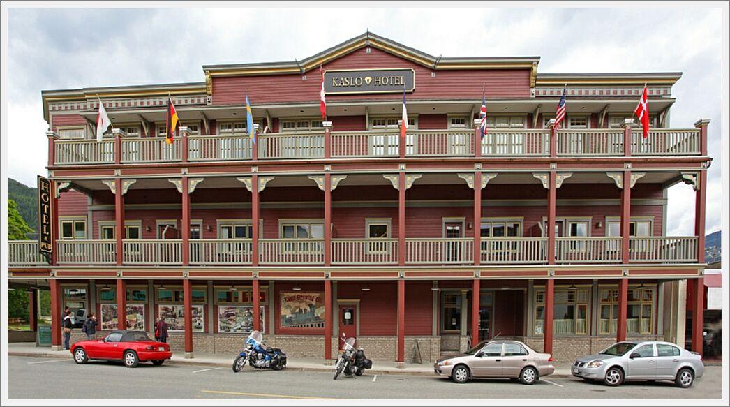 Greenwood Canada Hotels