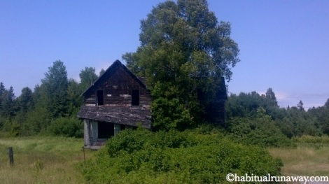 Abandoned Home Northern Ontario