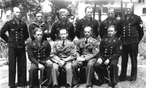 Bowmanville POW's. Photo courtesy of U-35.com.