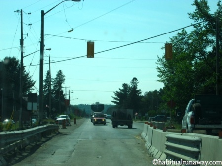 Bridge Work Northern Ontario