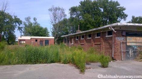Buildings Camp 30