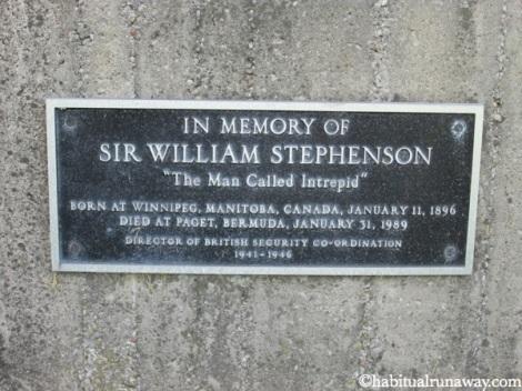 Sir William Stephenson
