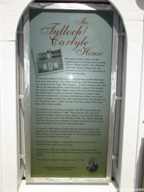 Tulloch Carlyle House
