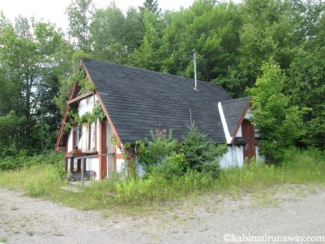 Bavarian Style Abandoned Thessalon