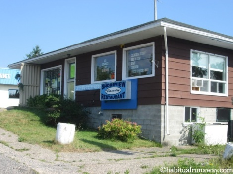 Shoreview Restaurant Thessalon