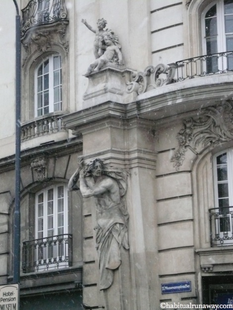 7 Museumstrasse Detail