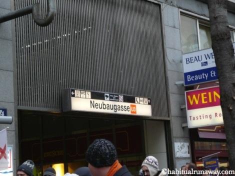 Neubaugasse Vienna