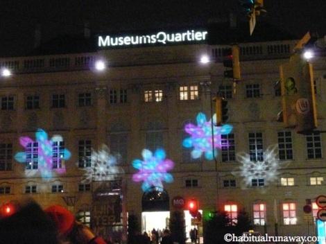 Vienna Christmas Museum Quartier