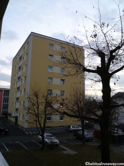 Block Housing Klagenfurt
