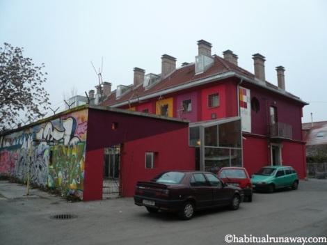 Celica Prison Hostel Ljubljana Slovenia