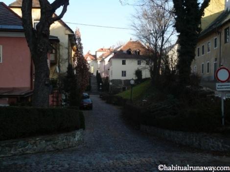 Cobblestone Klagenfurt