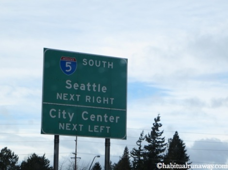 Interstate 5 Seattle