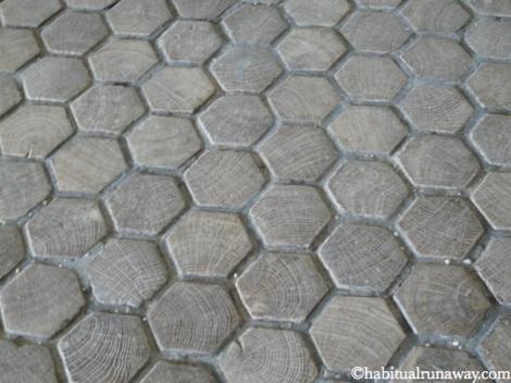 Stump Floor Schonbrunn