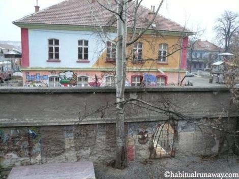 The Wall Celica Hostel Jail Slovenia