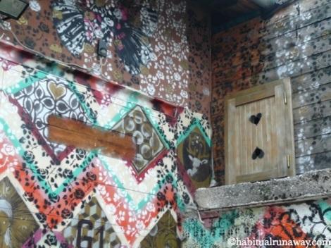 Wall Patterns Metelkova