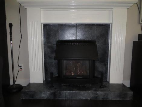 Fireplace DONE