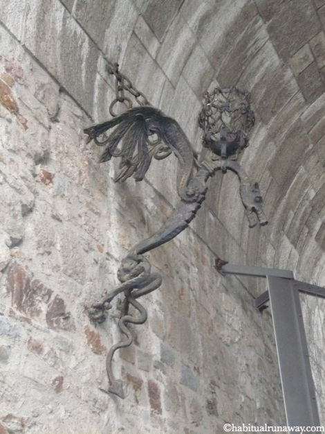 Ljubljana Castle Dragon