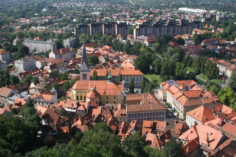 Ljubljana-Slovenia