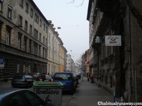 Slomskova Ljubljana