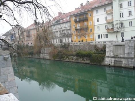 The Canal Ljubljana Slovenia