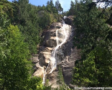 Shannon Falls BC